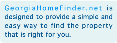 GeorgiaHomeFinder.com intro text
